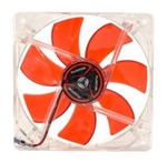 Вентилятор 120mm CASE FAN Floston Red Impeller 92Q (92х92х25), Qute
